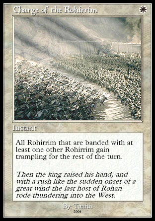 Charge of the Rohirrim