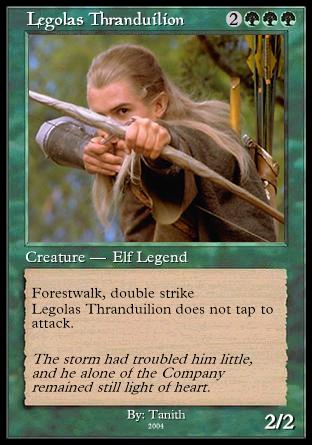 Legolas Legolas